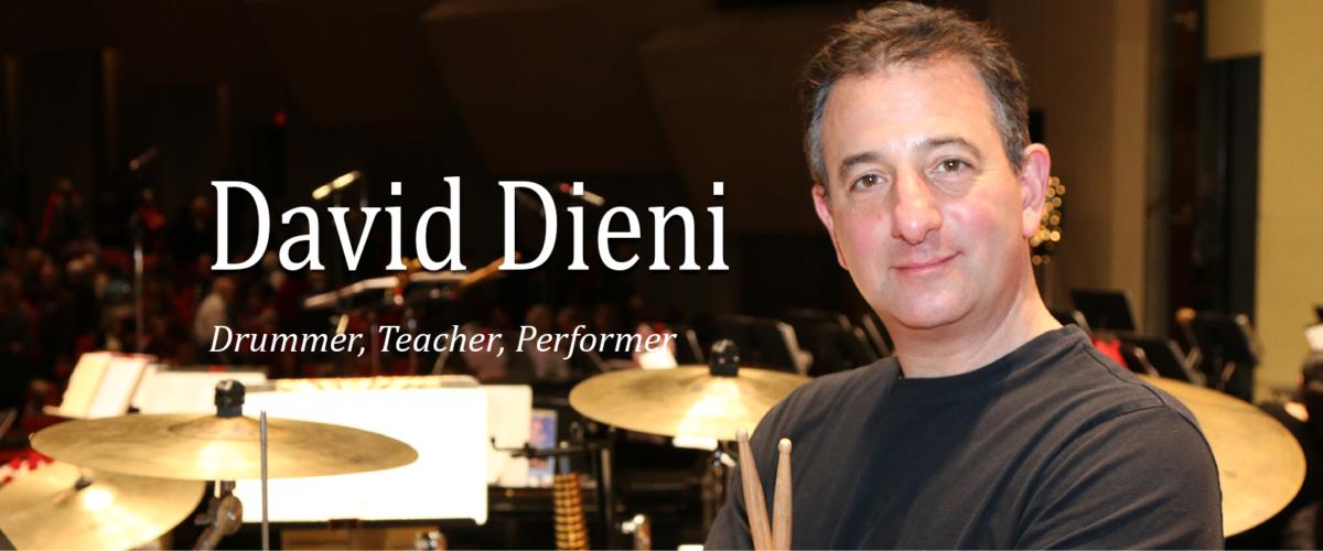SF Drum School – David Dieni